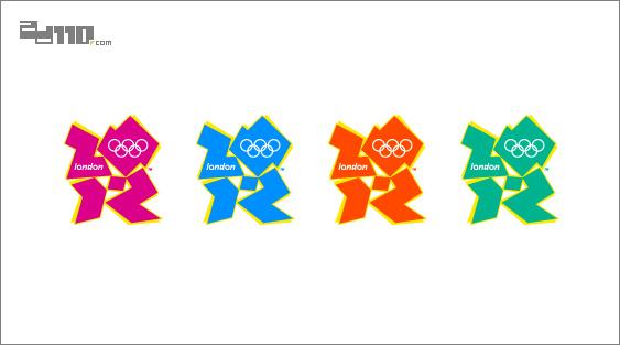 2012伦敦奥运会会徽发布