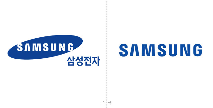 14日,据三星电子方面透露,对外宣传用的品牌标志删除了之前的韩文与